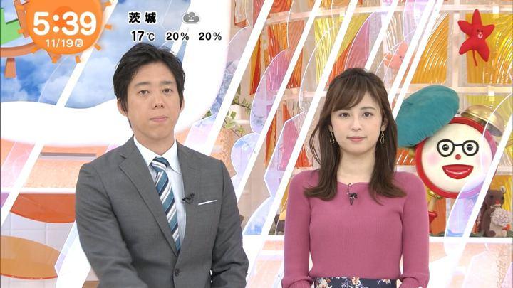 2018年11月19日久慈暁子の画像01枚目