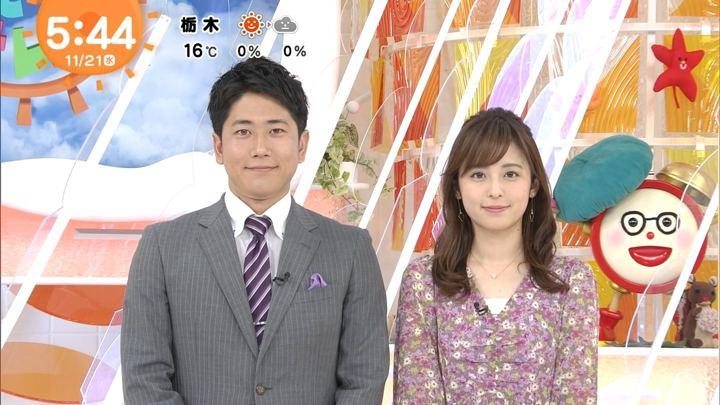 2018年11月21日久慈暁子の画像06枚目