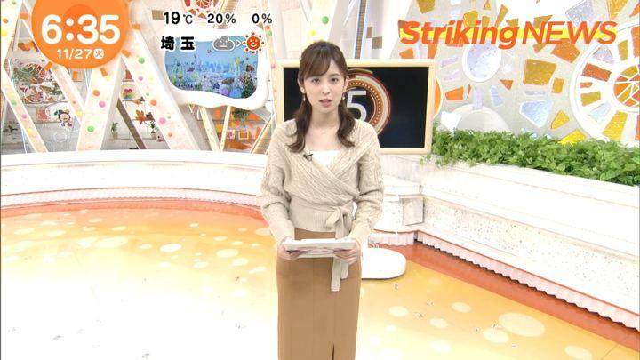 2018年11月27日久慈暁子の画像12枚目