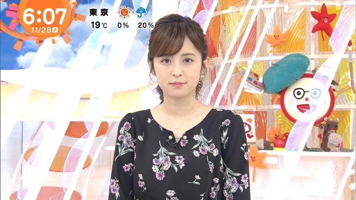 2018年11月28日久慈暁子の画像09枚目
