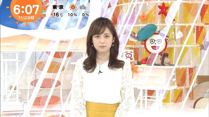 2018年11月29日久慈暁子の画像10枚目