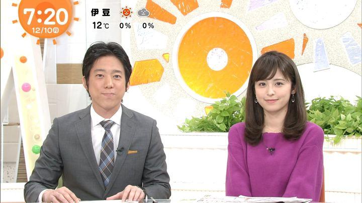 2018年12月10日久慈暁子の画像16枚目