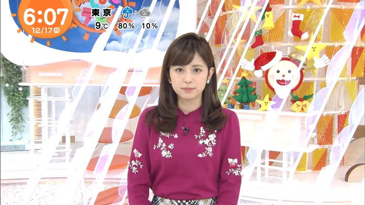 2018年12月17日久慈暁子の画像11枚目