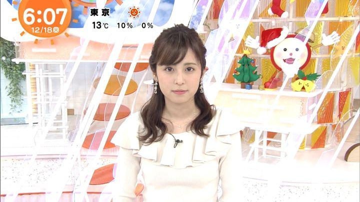 久慈暁子 めざましテレビ (2018年12月18日放送 12枚)