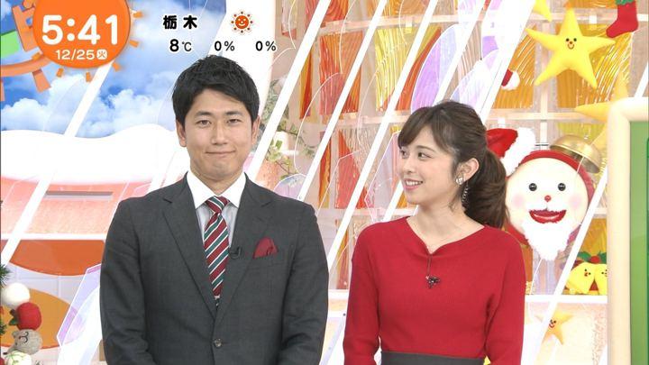 2018年12月25日久慈暁子の画像03枚目