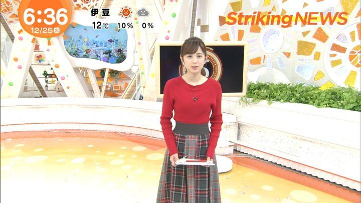 2018年12月25日久慈暁子の画像10枚目