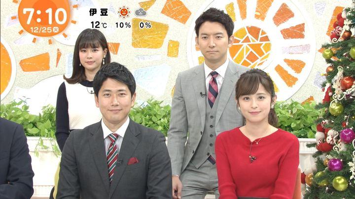 2018年12月25日久慈暁子の画像15枚目