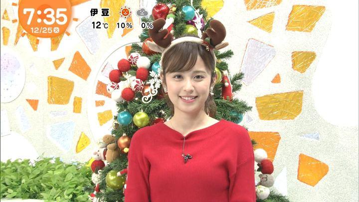2018年12月25日久慈暁子の画像16枚目