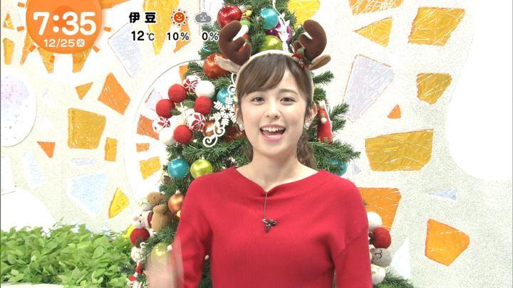 2018年12月25日久慈暁子の画像17枚目