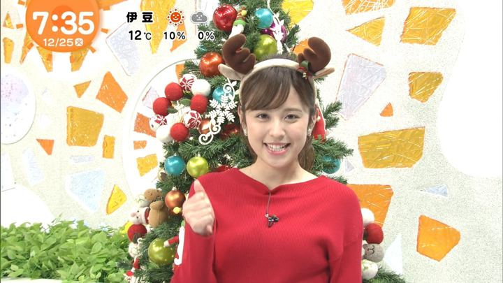 2018年12月25日久慈暁子の画像18枚目