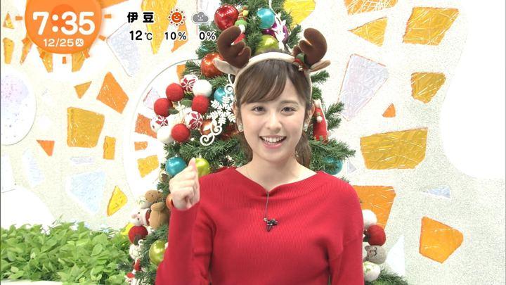 2018年12月25日久慈暁子の画像19枚目