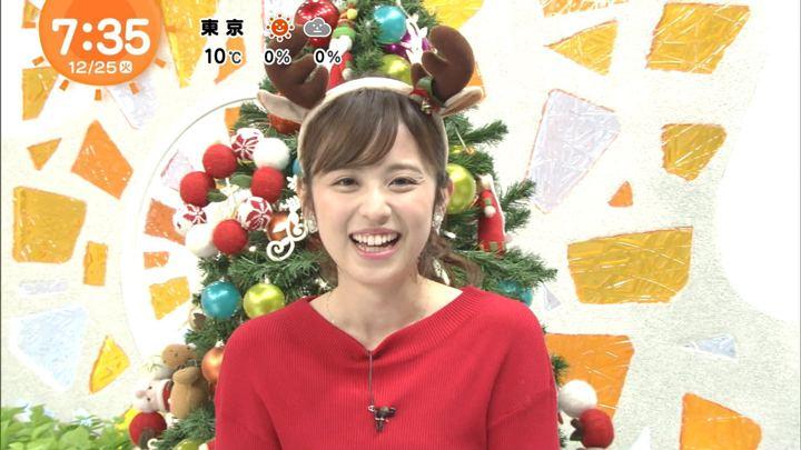 2018年12月25日久慈暁子の画像28枚目
