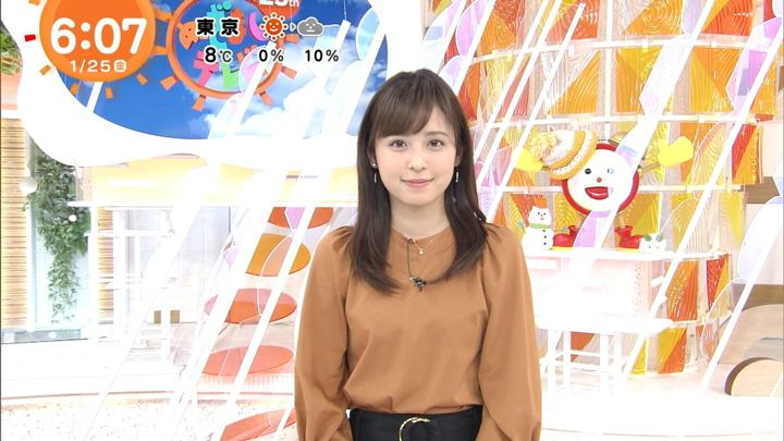 2019年01月25日久慈暁子の画像10枚目