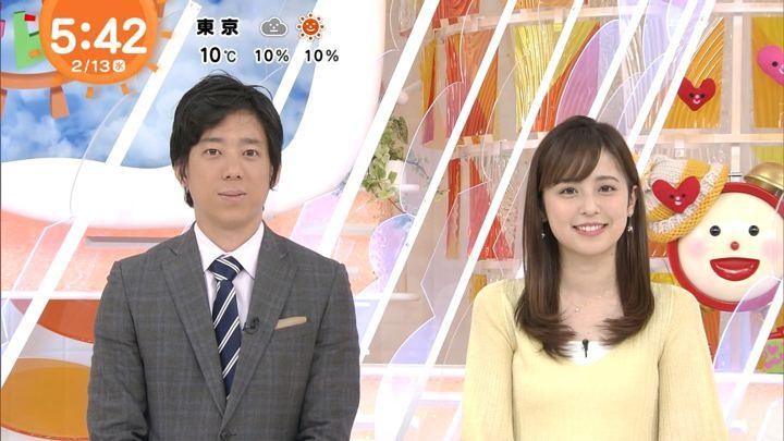2019年02月13日久慈暁子の画像15枚目