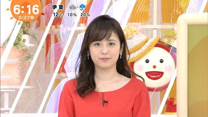 2019年02月27日久慈暁子の画像10枚目