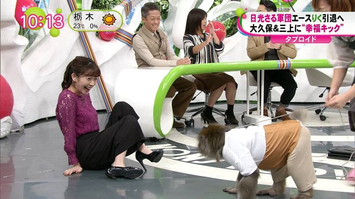 2018年10月25日三上真奈の画像11枚目