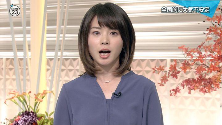 皆川玲奈 NEWS23 (2018年11月08日,09日放送 26枚)