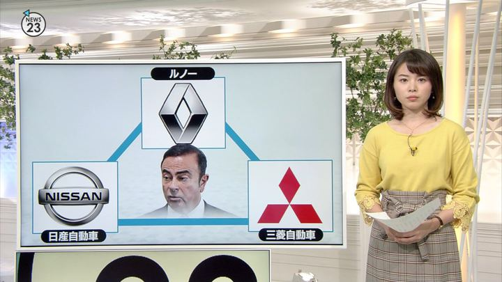 2018年11月26日皆川玲奈の画像05枚目