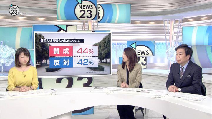 2018年11月26日皆川玲奈の画像12枚目
