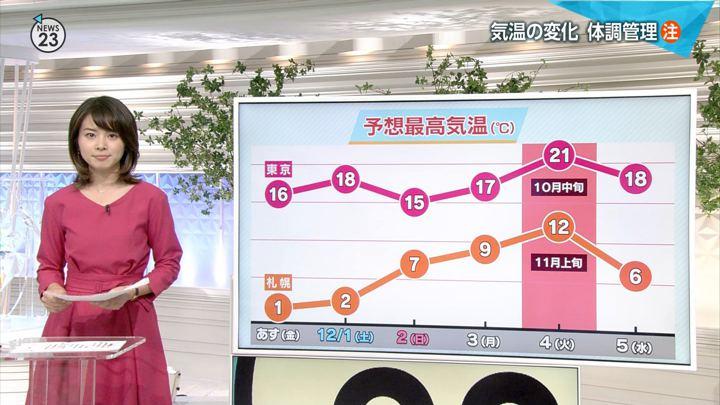 2018年11月29日皆川玲奈の画像11枚目