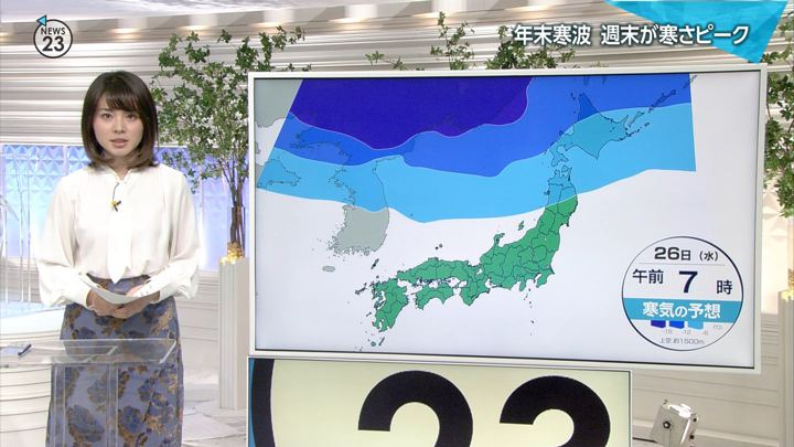 2018年12月25日皆川玲奈の画像05枚目