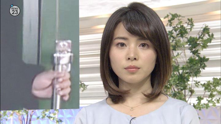 皆川玲奈 NEWS23 (2019年01月09日放送 18枚)
