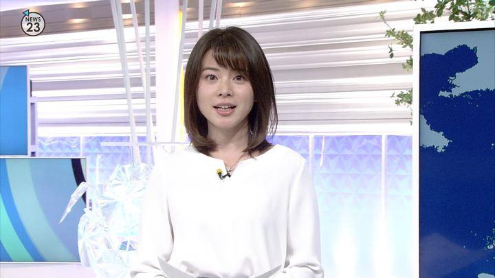 皆川玲奈 NEWS23 (2019年01月14日放送 9枚)