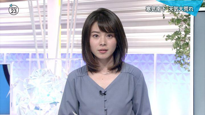 皆川玲奈 NEWS23 (2019年01月17日放送 14枚)