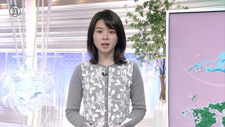 皆川玲奈 NEWS23 (2019年02月19日,20日放送 22枚)