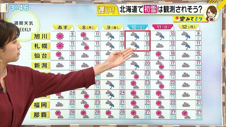 2018年11月06日三田友梨佳の画像21枚目