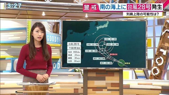 2018年11月21日三田友梨佳の画像14枚目