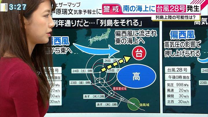 2018年11月21日三田友梨佳の画像16枚目