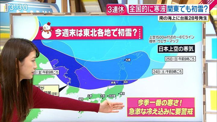 2018年11月21日三田友梨佳の画像19枚目