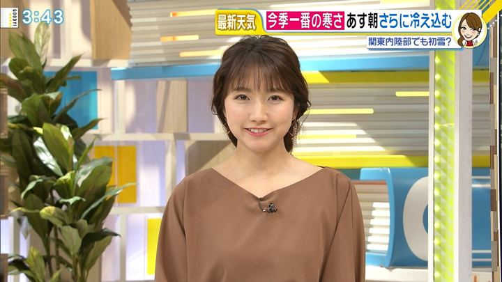 2018年12月10日三田友梨佳の画像21枚目