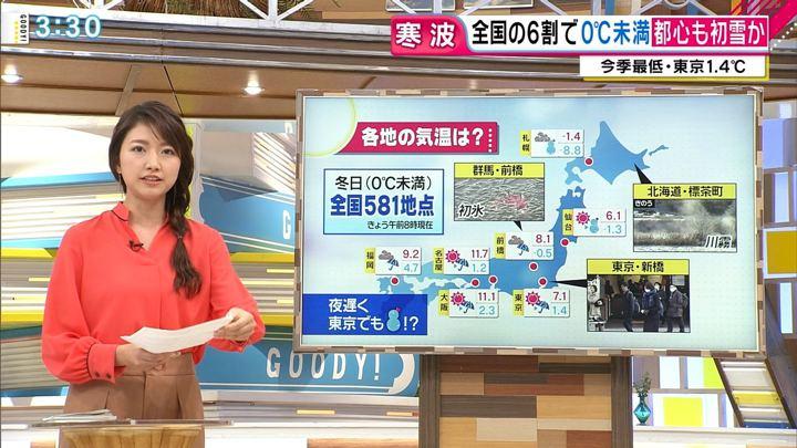 2018年12月11日三田友梨佳の画像17枚目
