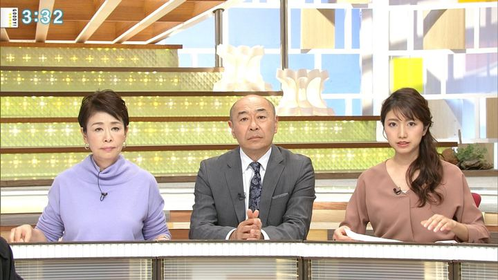 2018年12月14日三田友梨佳の画像12枚目