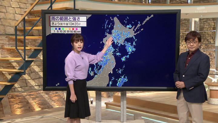 三谷紬 報道ステーション (2018年11月09日放送 15枚)