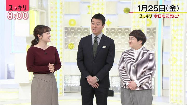 2019年01月25日水卜麻美の画像02枚目