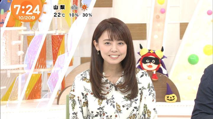 宮澤智 めざましどようび (2018年10月20日放送 12枚)