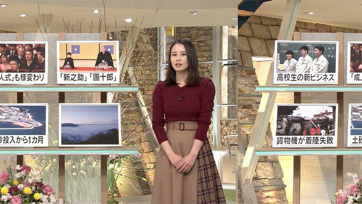 森川夕貴 報道ステーション (2019年01月14日放送 25枚)