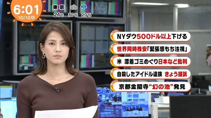 2018年10月12日永島優美の画像08枚目