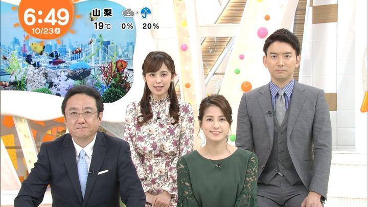 2018年10月23日永島優美の画像09枚目