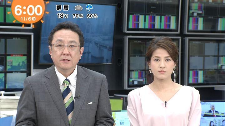 2018年11月06日永島優美の画像04枚目