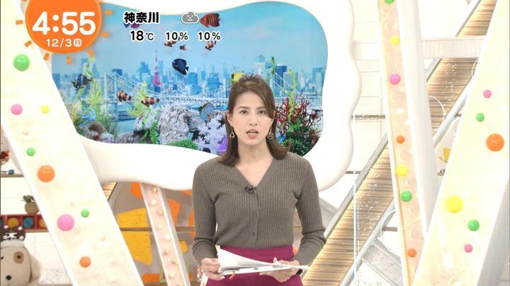 永島優美 めざましテレビ (2018年12月03日放送 18枚)