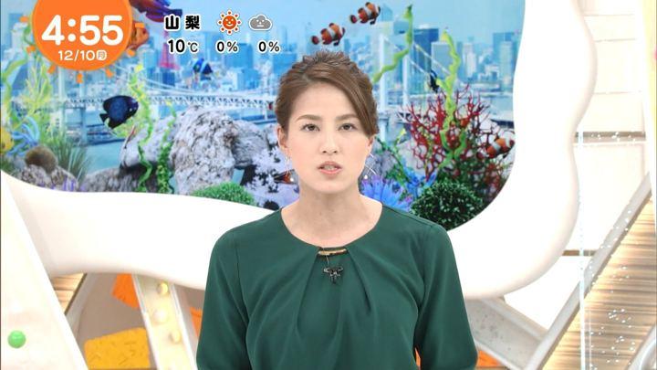 永島優美 めざましテレビ (2018年12月10日放送 16枚)