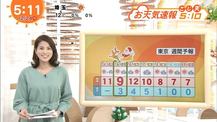 2018年12月24日永島優美の画像04枚目