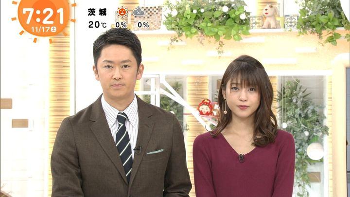 2018年11月17日岡副麻希の画像10枚目