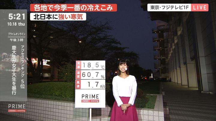 2018年10月18日酒井千佳の画像01枚目