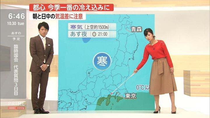 2018年10月30日酒井千佳の画像09枚目