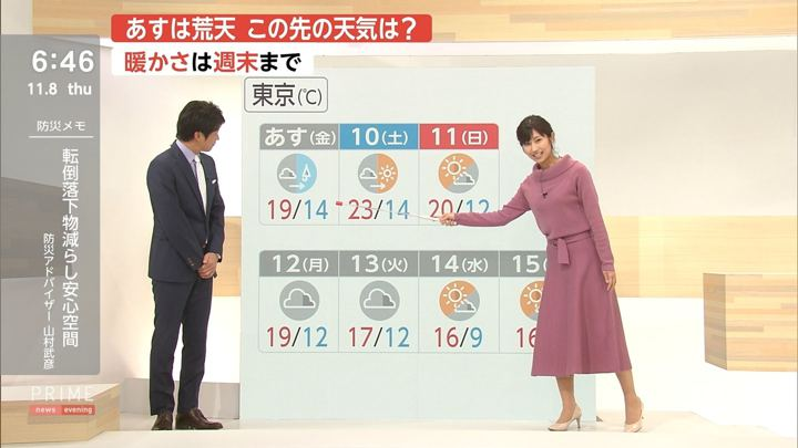 2018年11月08日酒井千佳の画像09枚目